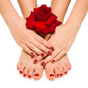 Spa Treatment for Hand & Feet